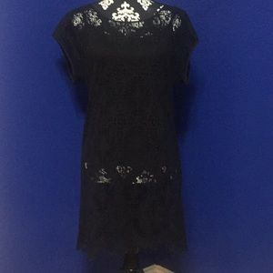ROZAE R.N. Crochet Dress